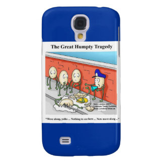 Humpty After The Fall Funny Cards & Gifts Samsung Galaxy S4 Cover