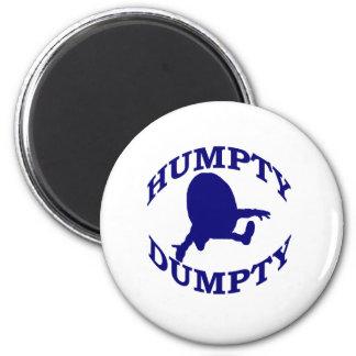 Humpty Dumpty 2 Inch Round Magnet