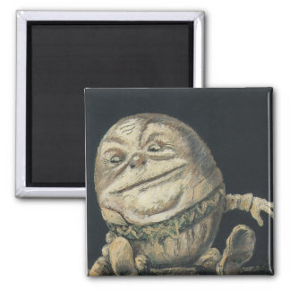 Humpty Dumpty 2 Inch Square Magnet