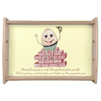 Humpty Dumpty Bandejas