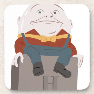 Humpty Dumpty Beverage Coaster