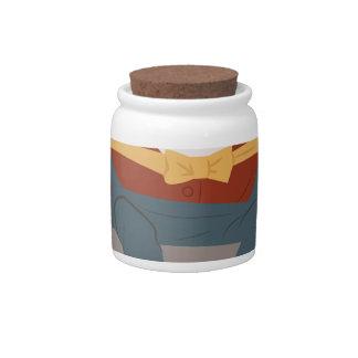 Humpty Dumpty Candy Jar