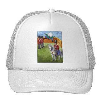Humpty Dumpty Cap Trucker Hat