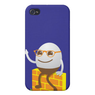 Humpty Dumpty  Case For iPhone 4