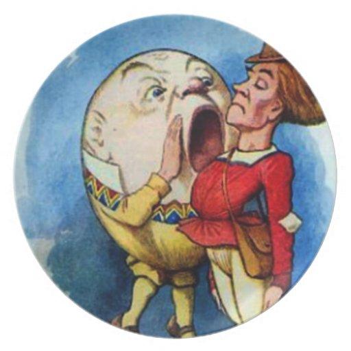 Humpty Dumpty Color Plate