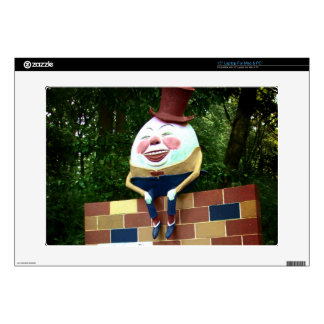 Humpty Dumpty Decals For Laptops