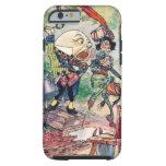 Humpty Dumpty en el país de las maravillas Funda Para iPhone 6 Tough