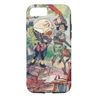 Humpty Dumpty en el país de las maravillas Funda iPhone 7