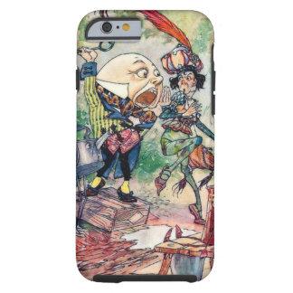 Humpty Dumpty en el país de las maravillas Funda Resistente iPhone 6