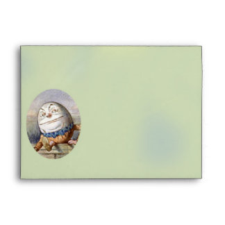 Humpty Dumpty Envelope