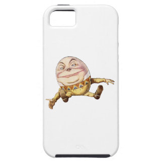 Humpty Dumpty from Alice in Wonderland iPhone 5 Covers