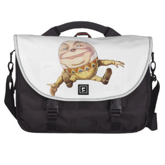 Humpty Dumpty from Alice in Wonderland Commuter Bags