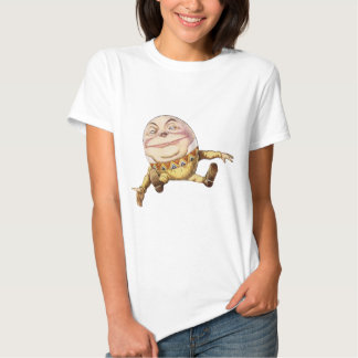 Humpty Dumpty from Alice in Wonderland T Shirt