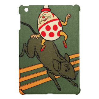 Humpty Dumpty: Humpty Rides A Mouse Case For The iPad Mini