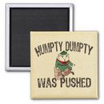 Humpty Dumpty Imán Para Frigorifico