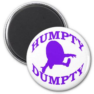 Humpty Dumpty Imán Redondo 5 Cm