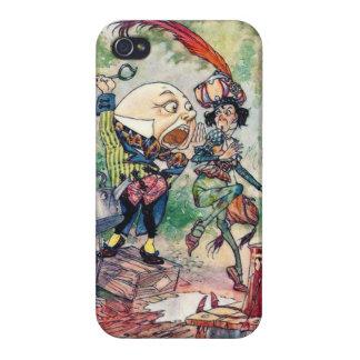 Humpty Dumpty in Wonderland iPhone 4/4S Case