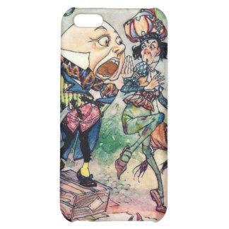 Humpty Dumpty in Wonderland iPhone 5C Cases