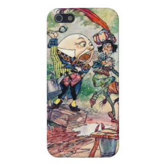 Humpty Dumpty in Wonderland iPhone SE/5/5s Cover