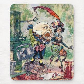 Humpty Dumpty in Wonderland Mouse Pad