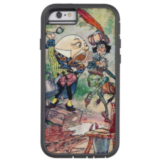 Humpty Dumpty in Wonderland Tough Xtreme iPhone 6 Case