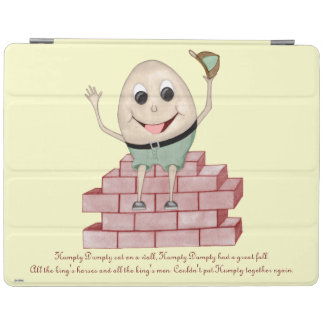 Humpty Dumpty iPad Cover