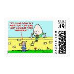 humpty dumpty insurance stamps