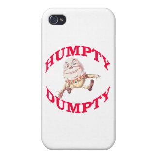 Humpty Dumpty iPhone 4/4S Case
