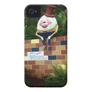 Humpty Dumpty iPhone 4 Case-Mate Case