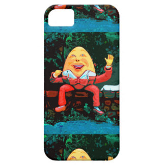 HUMPTY DUMPTY IPHONE 5s FUN CASE iPhone 5 Case