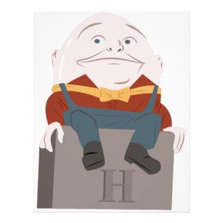 Humpty Dumpty Letterhead