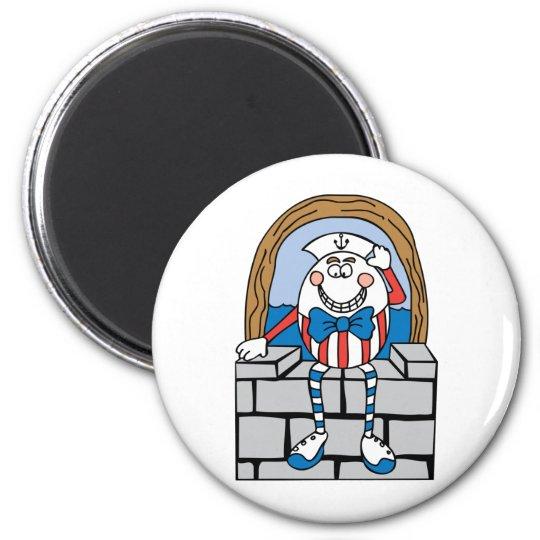 Humpty Dumpty Magnet