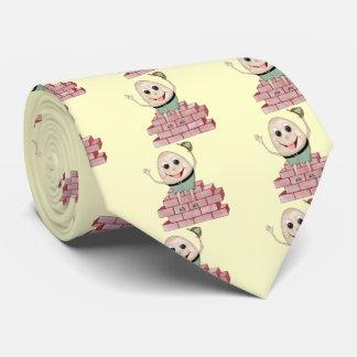 Humpty Dumpty Neck Tie