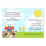 Humpty Dumpty Nursery Rhyme Baby Shower 5x7 Paper Invitation Card