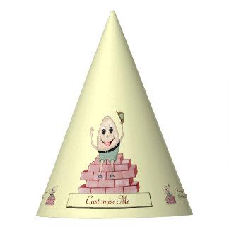 Humpty Dumpty Party Hat