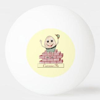 Humpty Dumpty Ping Pong Ball