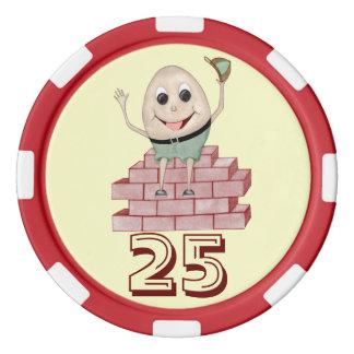 Humpty Dumpty Poker Chips