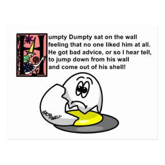 Humpty Dumpty Post Cards