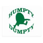 Humpty Dumpty Postales