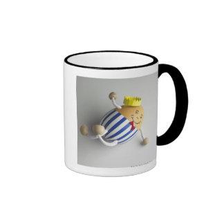 Humpty dumpty ringer mug