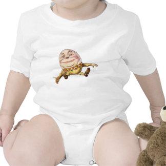 Humpty Dumpty Sat en la pared Camiseta