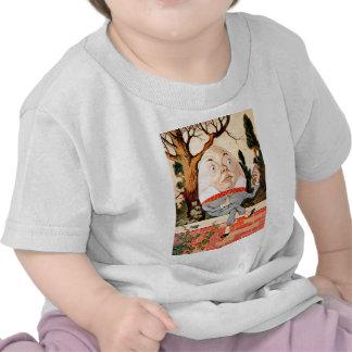 Humpty Dumpty Sat en una pared en el país de las Camisetas