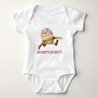 HUMPTY DUMPTY SAT EN UNA PARED - POESÍA INFANTIL BODY PARA BEBÉ