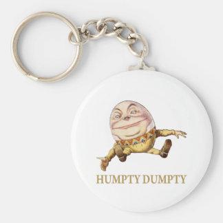 HUMPTY DUMPTY SAT EN UNA PARED - POESÍA INFANTIL LLAVERO PERSONALIZADO