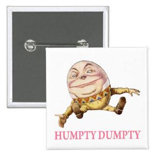 HUMPTY DUMPTY SAT ON A WALL BUTTON