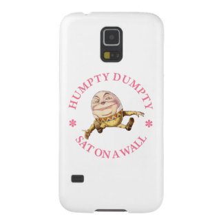 Humpty Dumpty Sat On A Wall Galaxy S5 Cover