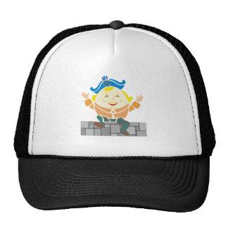 Humpty Dumpty sat on a wall… Gorras De Camionero