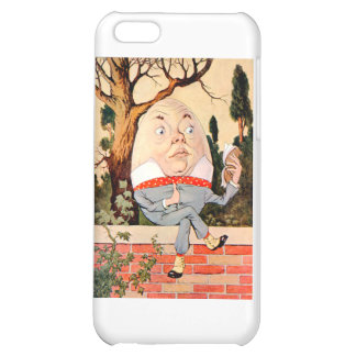 Humpty Dumpty Sat on a Wall In Wonderland iPhone 5C Cover