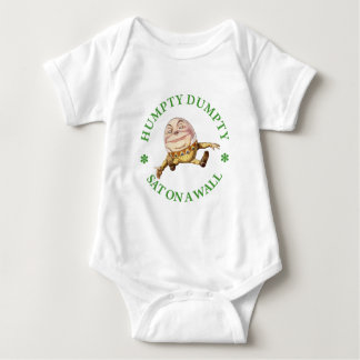 Humpty Dumpty Sat on a Wall Infant Creeper