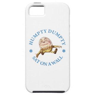 Humpty Dumpty Sat On A Wall iPhone SE/5/5s Case